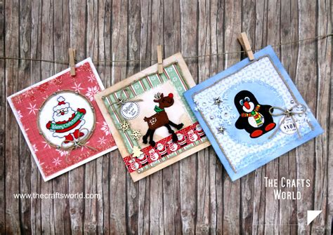 Handmade Items From Around The World - handmade cards with iron on patches the crafts