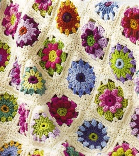 pattern crochet granny square crochet granny square pattern afghan free patterns