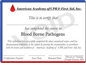 Bloodborne Pathogens Policy Template by Image Gallery Osha Bloodborne Pathogens Test
