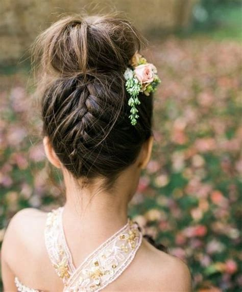 Teenage Hairstyles Buns | cute hairstyles for teenage girls unique and trendy