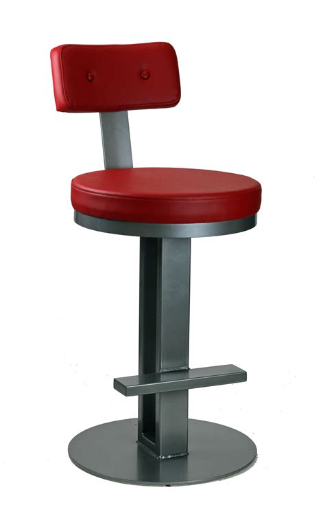 Leather Swivel Counter Stools by Custom Made In Canada Ac 41495 Leather Swivel Bar