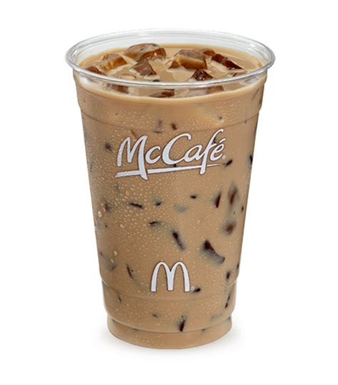 Iced Coffee Mcd remember when