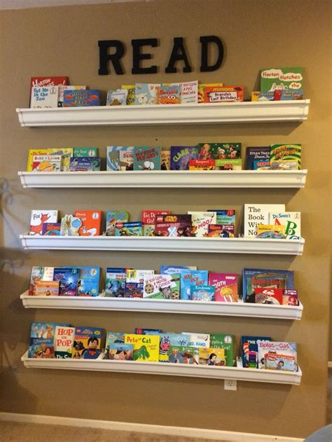 kid bookshelves best 25 kid bookshelves ideas on wall