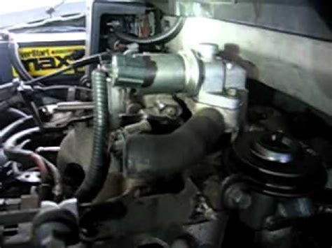 P0401 Ford F150 by 2001 Ford F150 Code P0401
