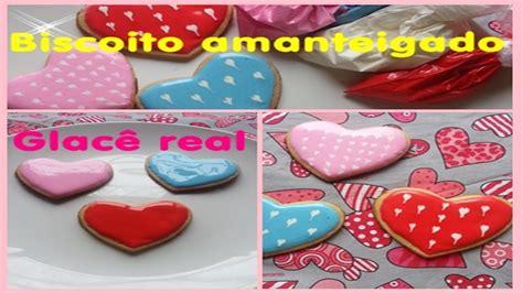decorar bolo glace real glac 234 real biscoito amanteigado decorado youtube