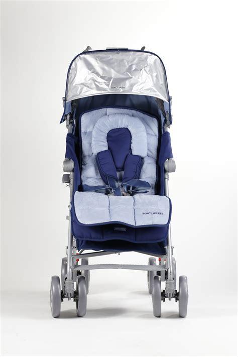 silla de paseo techno xlr maclaren  soft blue comprar en kidsroom cochecitos
