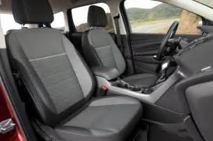 2014 ford escape se interior seats photo 8