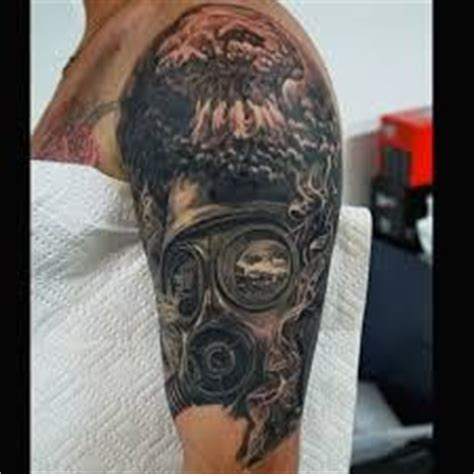 atomic bomb tattoo tattoos shad perlich atomic bomb tattoodles