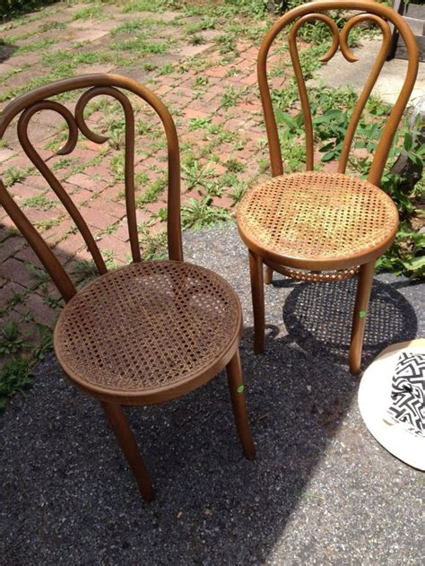 change upholstery on chair replace torn caned seats cane chairs chairs and fabrics