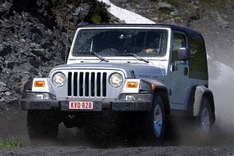 Jeep 2004 Review 2004 Jeep Wrangler Reviews Specs And Prices Cars