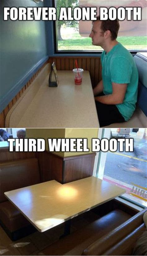 3rd Wheel Meme - the disadvantages of being single the britany ederveen blog