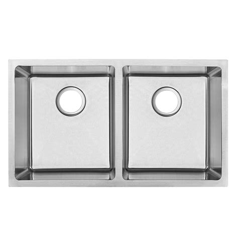 square undermount stainless steel bathroom sinks plz 15 stainless steel square undermount sink kitchen