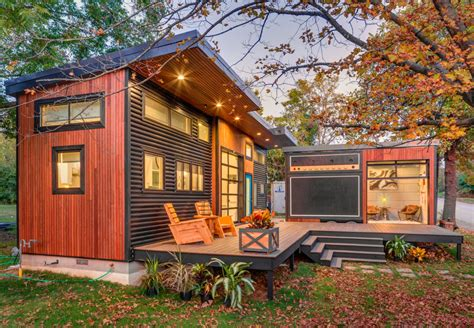 small houses music amplified tiny house lets musician homeowner rock out in the great outdoors