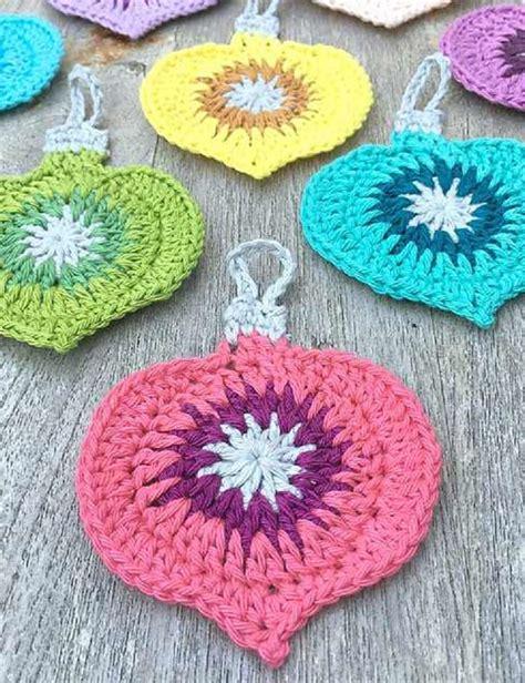 crochet patterns ornaments 25 best ideas about crochet ornaments on