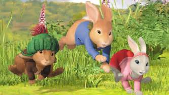 Flowers Of Every Month - cbeebies peter rabbit animation to feature exact lake