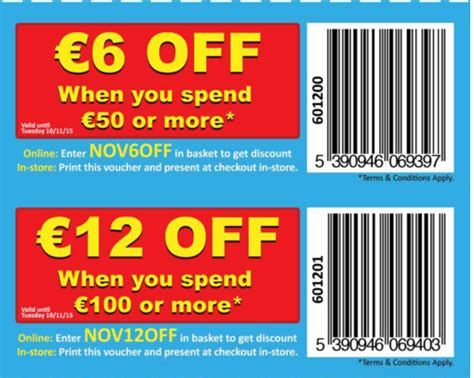 printable smyths vouchers new smyths vouchers for 6 off or 12 off use promo code