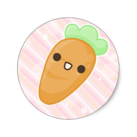 imagenes de zanahorias kawaii kawaii carrot stickers kawaii carrot custom sticker designs