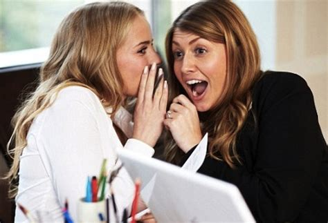 the office gossip script gossip at work and in public put a stop to it navis