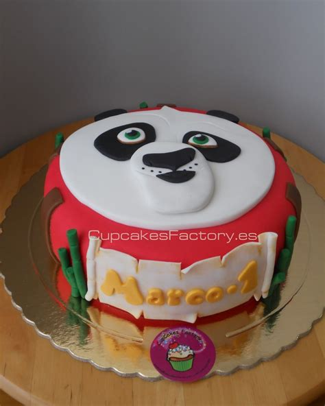 imagenes de tortas de kung fu panda kung fu panda cakes and cupcakes pinterest g 226 teaux