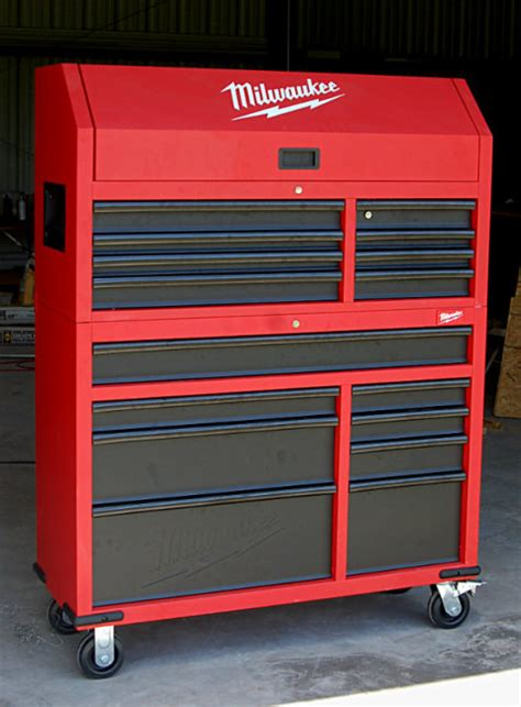 tool chest and cabinet milwaukee 46 quot tool chest and cabinet review pro tool reviews