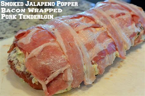 Pork Bacon By Aypanda Shop smoked jalape 241 o popper bacon wrapped pork tenderloin