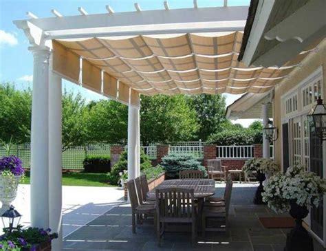Retractable Sun Shade For Pergola Ideas Home Interior Retractable Sun Shade For Pergola