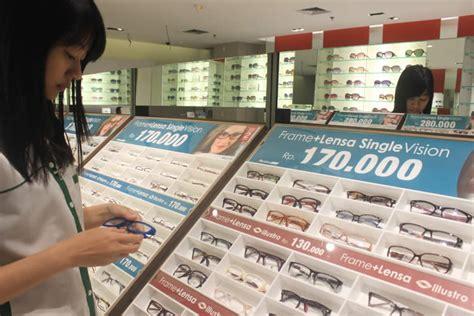 Harga Kacamata Di Optik Melawai paket kacamata optik melawai mulai 130 ribu hartono mall
