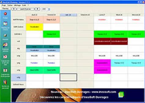 Calendrier 4x8 Sodeasoft Planning Pro Telecharger Gratuit