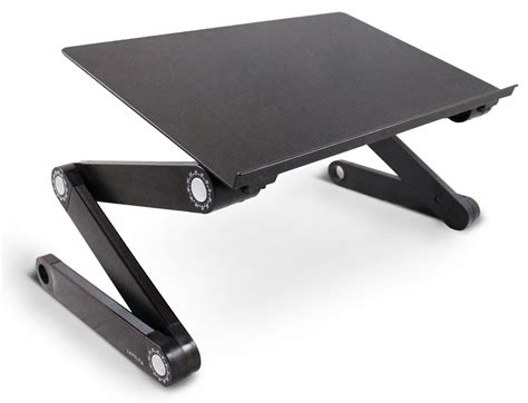 Laptop Desk Holder Lavolta Ergonomic Laptop Table Desk Breakfast Bed Tray Book Holder Black Ebay