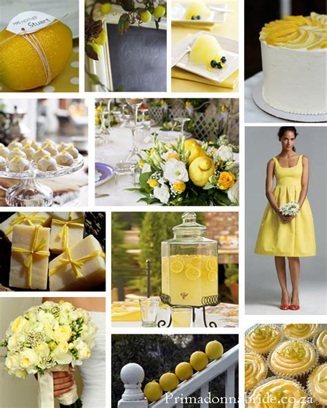 Lemon Decorations by When You Lemons Make Lemonade The Palette
