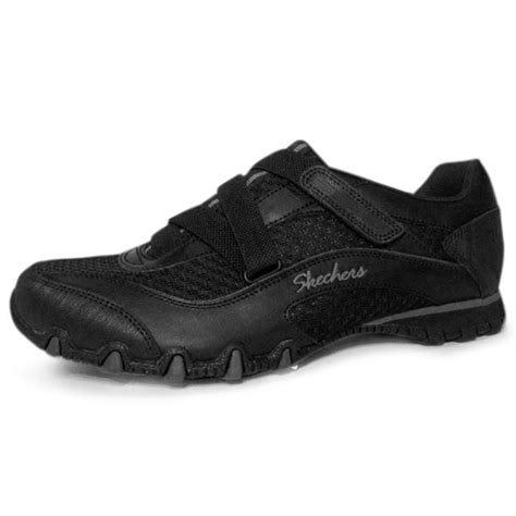 Skechers Z Shoes by Skechers Womens Bk Z Trainers Padded Ankle