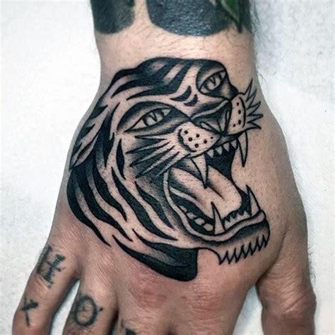 tattoo simple tiger 103 traditional tiger tattoo ideas by classy ink golfian com