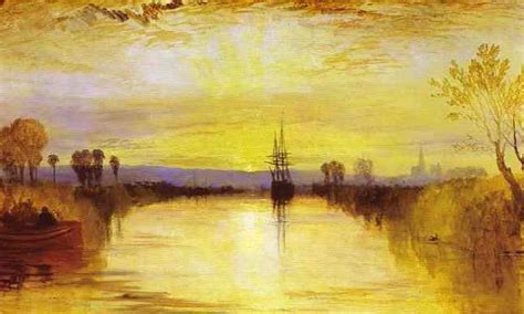 cuadros de turner el espejo g 243 tico pinturas del romanticismo william turner