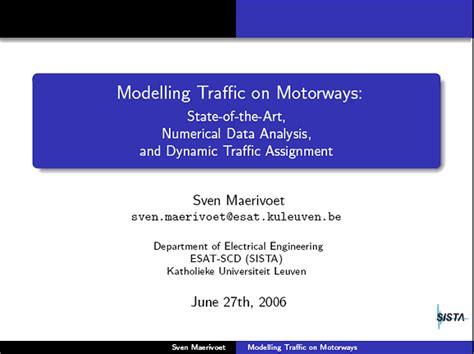 dissertation slides www maerivoet org