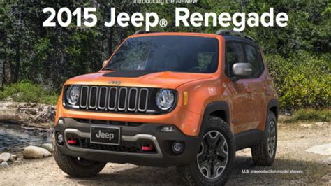 Price Of Jeep Renegade Jeep Renegade Price