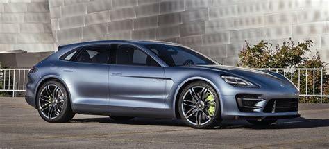 fastest porsche 2017 2017 porsche panamera could be s fastest luxury sedan