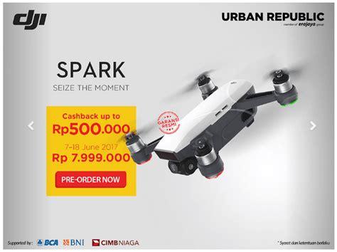erafone dji spark hadir di indonesia drone ini bisa dikendalikan dengan