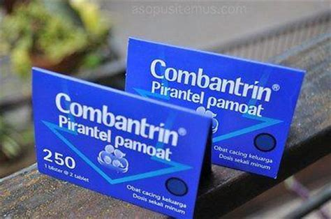 Tablet Anak combantrin 12 tablets 3 bottles treat worms infections pinworms happygreenstore