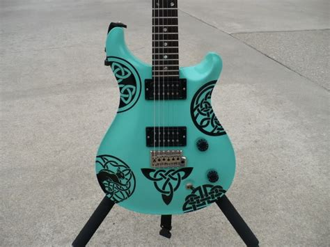 Cc St Prs 76 best images about seafoam green guitars and basses on