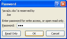 java pattern password exle open a workbook with password protection workbook