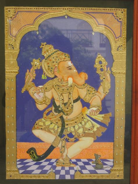 Painting In by Rangoli Mysore Painting Gallery