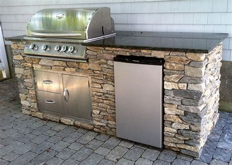 outdoor kitchen cabinets kits barbq counter kit google search backyard inspirations