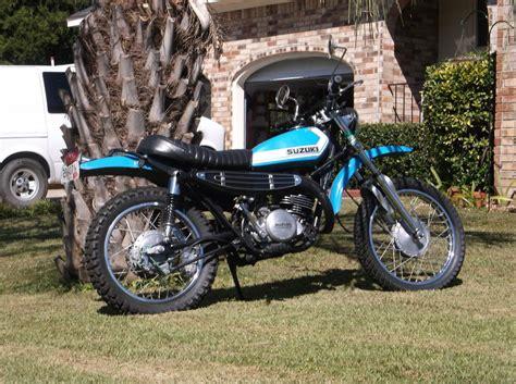 Suzuki 250 Savage 1972 Ts 250 Savage Suzuki Dual Sport