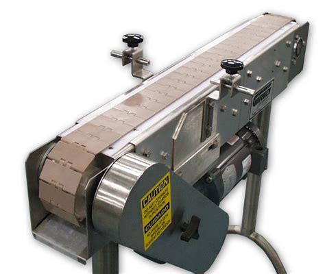 table top chain conveyor table top conveyor 9600 series conveyor garvey corp