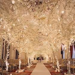 Winter Wedding Decoration - winter wedding themes ideas weddingelation