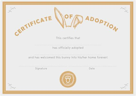 you are in good company good on paper bunny adoption