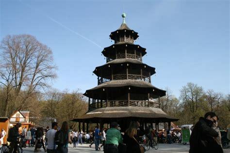 Chinesischer Turm Englischer Garten München Parken by 36 Englischer Garten