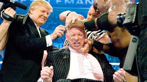 trumpmania vince mcmahon and the of america s 45th president books donald re live new us president starring at