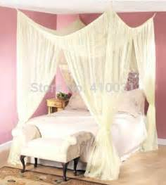 size canopy poster bed
