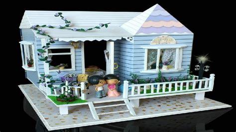 diy house dollhouse miniature kit house dollhouse miniature